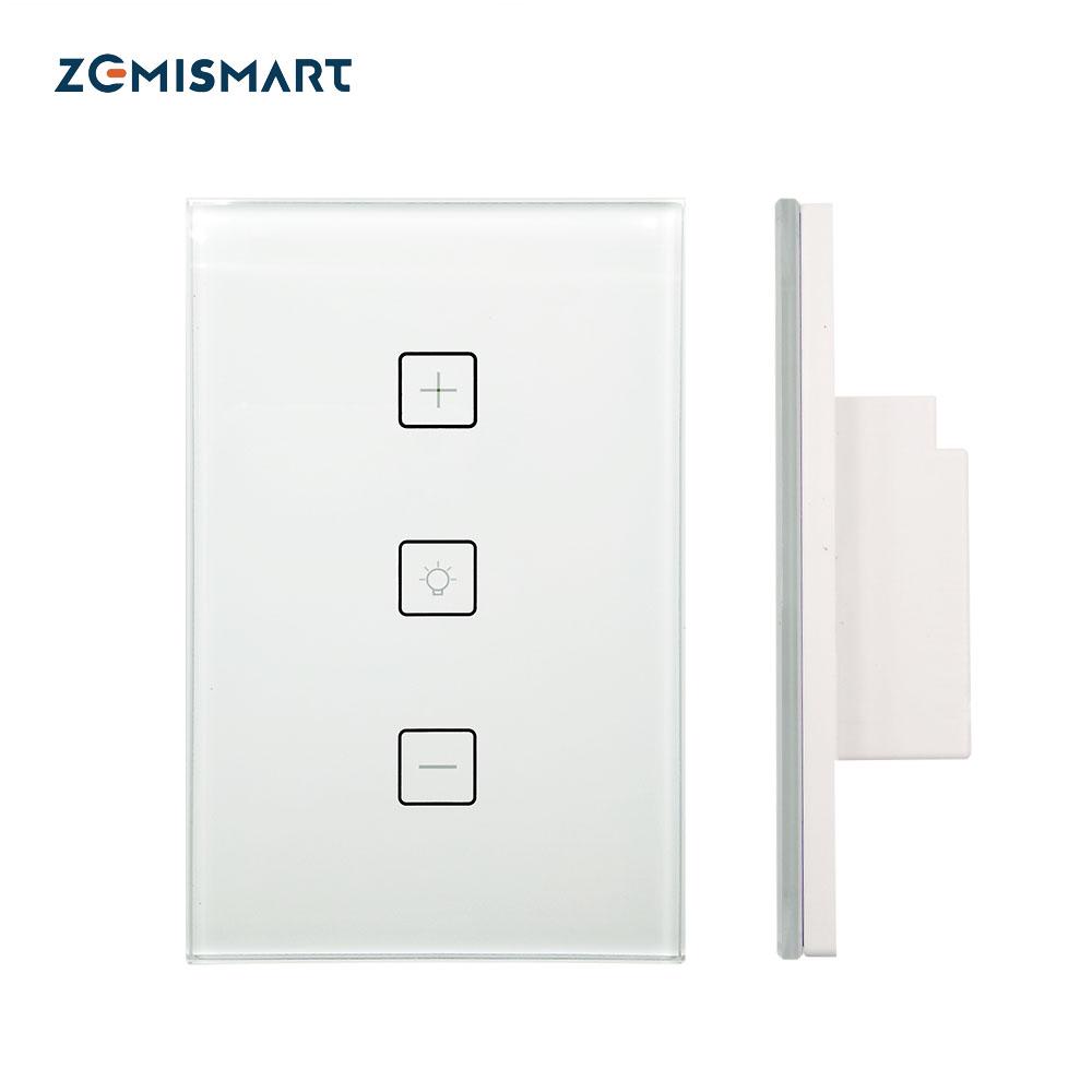 Zemismart Zigbee Dimmer Switch Work With Smartthings For