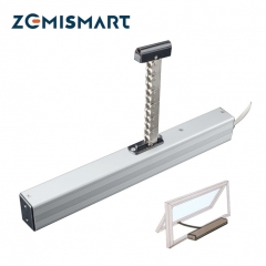 Curtain Driver Automatic Chain Window Opening 600Nm 24 Input Suit for Glass-curtain Wall Casement and Skylight window Etc.