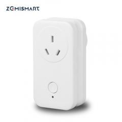 AU Outlet SamrtThings Android IOS Phone APP Remote Echo Plus Wireless Socket Zigbee 3.0 Electrical Plug Home Automation
