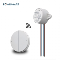 Kinetic Energy Switch Smart Wifi Push Button Switch Timer For DIY Home Device work with Amazon Alexa Google Home