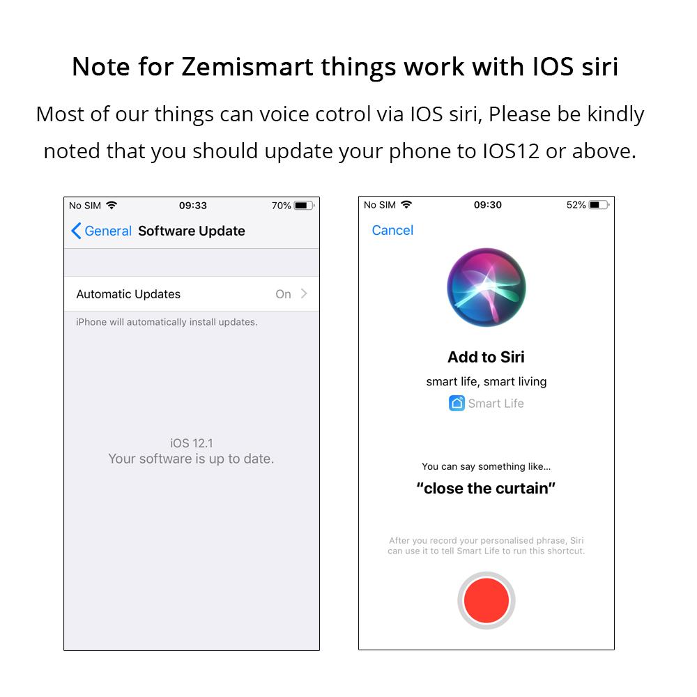 WiFi Smart Switch (Alexa, Google, HomeKit / Siri)