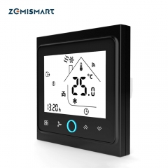Zemismart Air Condition Smart Life APP Control Android IOS Enable Alexa Google Home Voice Controlled