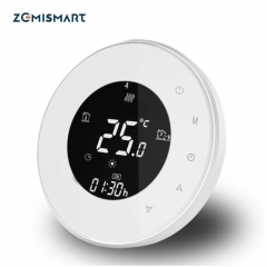 Zemismart Water Heater Room Thermostat Wifi APP Controlled Alexa Google Home Voice Control