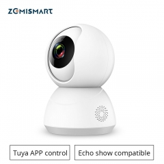 Tuya WiFi CCTV 1080P Camera Tilt Intercome  ONVIF Smart Home Security Alarm