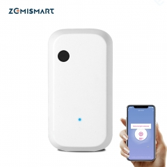 Zemismart Tuya WiFi Light Sensor Smart Life App Illumination Sensor Control Alexa Google Home IFTTT Allow